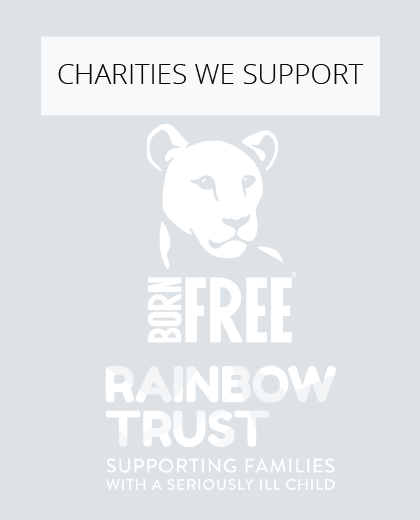 Plum partnership with Born Free 