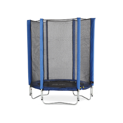 BLUE JUNIOR TRAMPOLINE